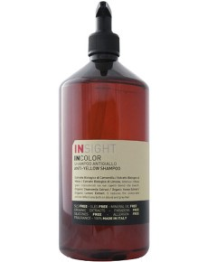 Insight Incolor Anti Yellow Shampoo