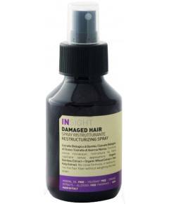 Insight Damaged Hair Restructurizing Spray