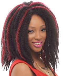 Janet Collection Braid Style Syn Marley Wig