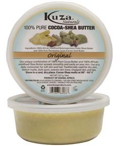 100 Percent Pure Cocoa And Shea Butter Original