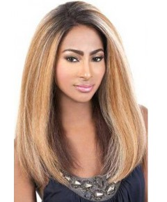 Lets Lace Blend Deep Part Lace Syn HBLDP Hue Wig