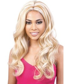 Lets Lace Silk Swiss Lace Syn SL134 Loa Wig