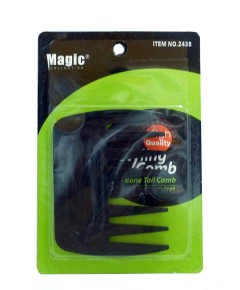 Magic Collection Bone Tail Comb 2438
