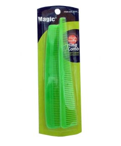 Magic Collection Barber Comb With Dressing Comb 2504