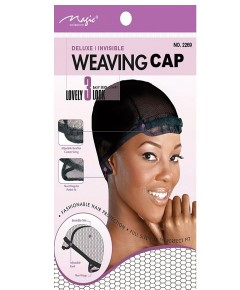 Magic Collection Stretchable Weaving Cap For Custom Sizing