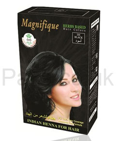 universal beauty haz | Haz Magnifique Herbs Based Hair Colors Indian ...