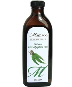 Aromatherapy Natural Eucalyptus Oil