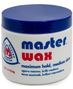 Master Wax Maximum Hold