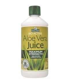 Aloe Pura Bio Active Aloe Vera Juice Maximum Strength