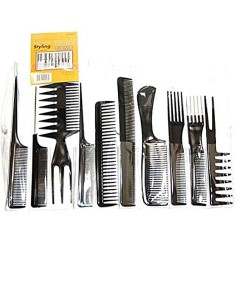 Magic Collection Bone Styling Comb 24260