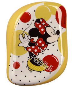 Disney Minnie Mouse Detangling Hairbrush Compact Styler