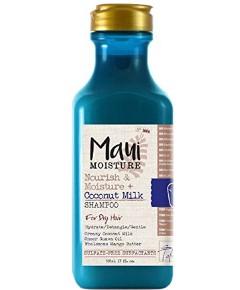 Maui Moisture Nourish And Moisture Coconut Milk Shampoo