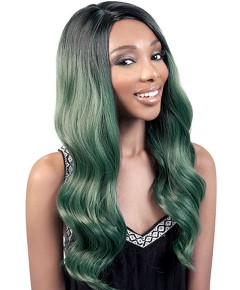 Motown Tress Syn Brandy Curlable Wig