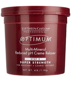 Optimum Multi Mineral Reduced Ph Creme Relaxer Step 2