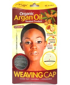 Magic Collection Organic Argan Oil Weaving Cap 3013