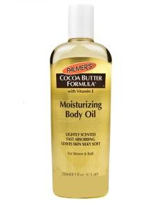 Cocoa Butter Formula Moisturizing Body Oil