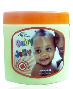 Baby Jelly Carrot Scented