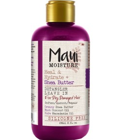 Maui Moisture Heal And Hydrate Shea Butter Detangler Leave In