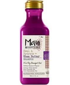 Maui Moisture Heal And Hydrate Shea Butter Shampoo