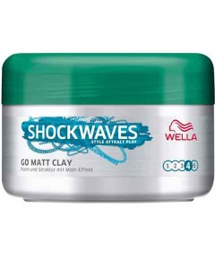 Shockwaves Go Matt Clay