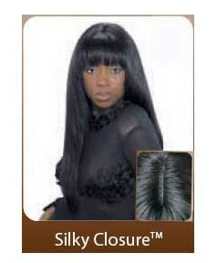 Silky Breathable Closure