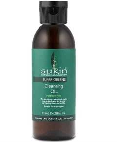 Australian Natural Skincare Super Greens Cleansing Oil