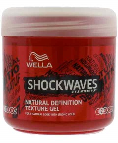 Shock Waves Natural Definition Texture Gel