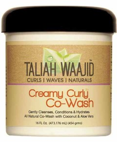 Curls Waves And Naturals Creamy Curly Co Wash