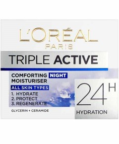 Triple Active 24H Hydration Night Moisturiser