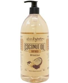 Vanilla Bean Coconut Oil Body Wash