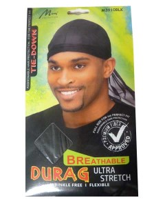 Magic Collection Tie Down Durag Breathable