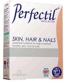 VitaBiotics Perfectil Skin Hair n Nail