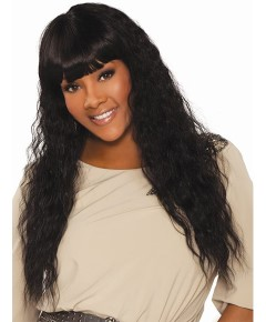 Pure Stretch Cap Syn Campbell V Wig