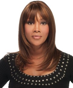 Pure Stretch Cap H 201 V Human Hair Wig