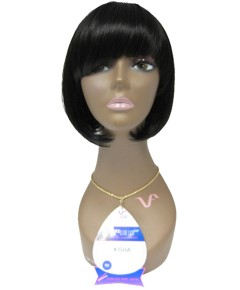 Pure Stretch Cap Syn Kisha Wig