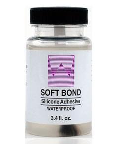 Walker Soft Bond Brush On Silicon Adhesive Waterproof