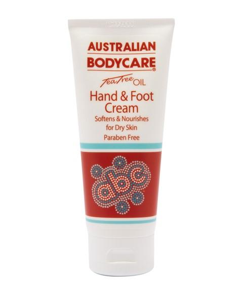 Australian foot cream