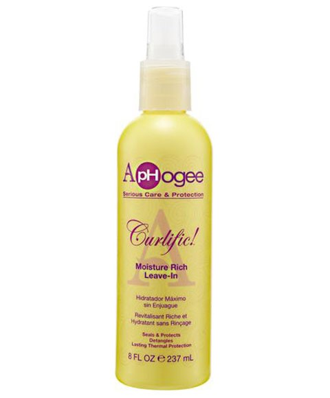 Aphogee Curlific Moisture Rich Leave In Spray 237 ml