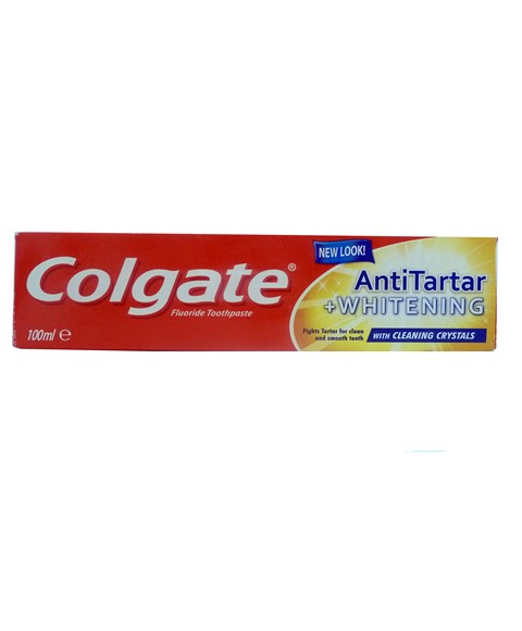 toothpaste and colgate palmolive When the food and drug administration banned the antimicrobial chemical triclosan from soaps, it left the ingredient in colgate total toothpaste.