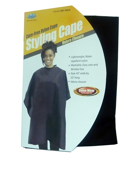 Dream Deluxe Dream Care Free Styling Cape 3001