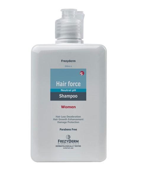 frezyderm frezyderm frezyderm hair force women shampoo. Black Bedroom Furniture Sets. Home Design Ideas