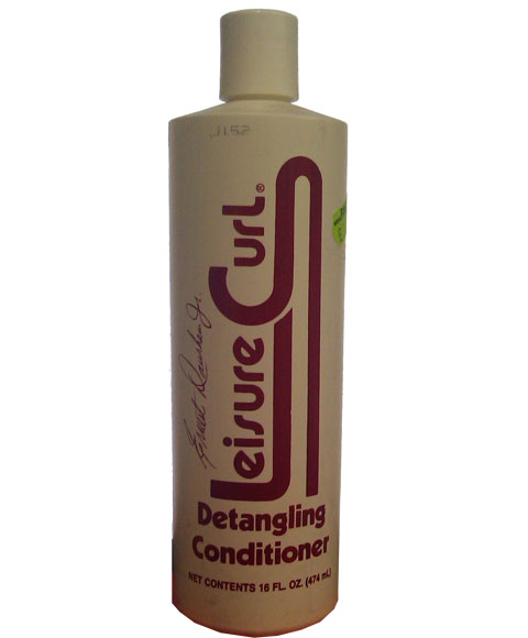 Jf Labs Leisure Curl Leisure Curl Detangling Conditioner