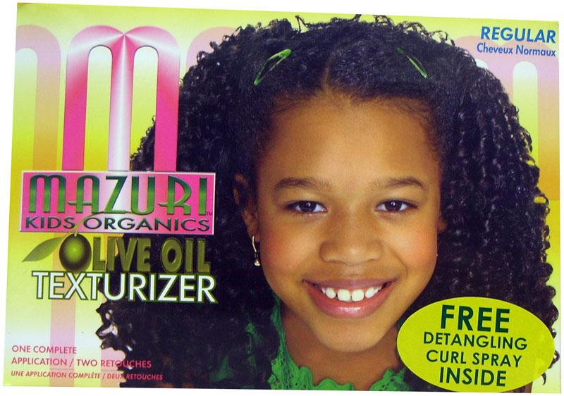 Kids Texturizer Kids Organics Olive Oil Texturizer