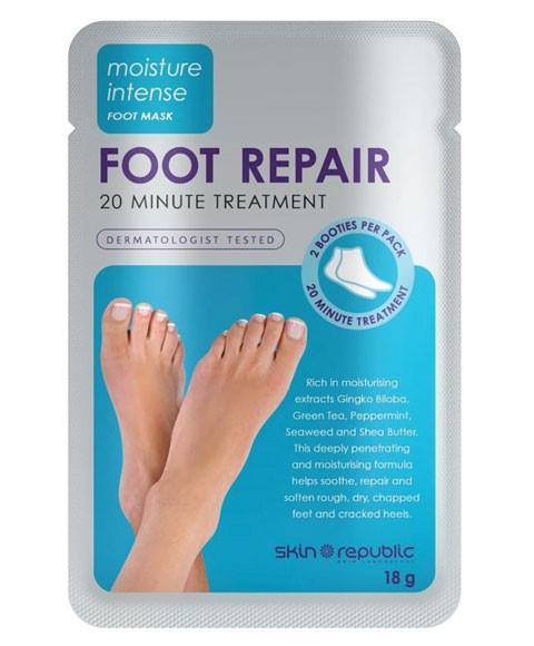 skin republic foot peel instructions