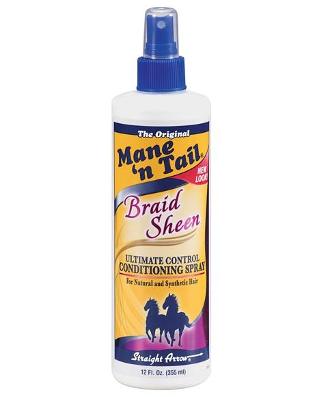 Mane And Tail Detangler For Natural Hair