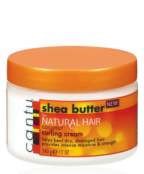 Coconut cream for hair