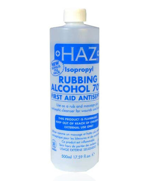 universal beauty haz | Haz Isopropyl Rubbing Alcohol First ...
