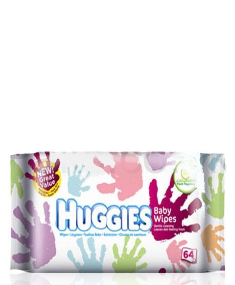 Huggies Huggies Gentle Cleansing Baby Wipes Pakswholesale