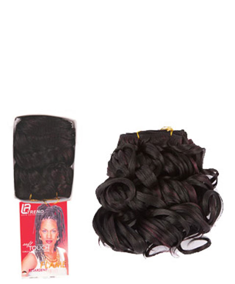 La trend syn candy curl weft is synthetic hair weft with soft big bouncy curls - Candy diva futura ...