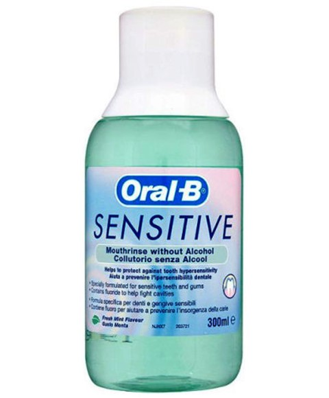 Oral b mouthwash discontinued